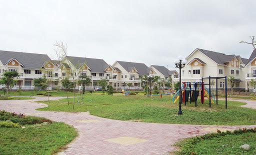 Các kiểu nhà biệt thự tại Đông tăng Long luôn hấp dẫn giới đầu tư