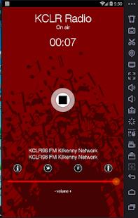 KCLR Radio - náhled