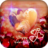 Happy Valentines Day Photo Frames & Love Images