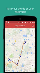 Cabs app: Commute in Hyderabad- screenshot thumbnail