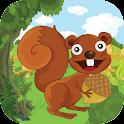 Talking Squirrel icon