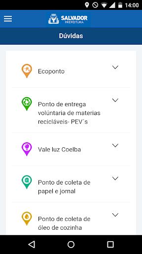 Coleta Seletiva Salvador screenshot 4