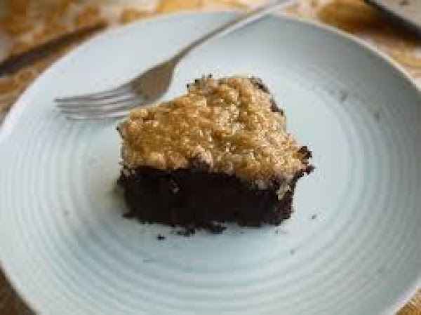 Incredible Paleo German Chocolate Cake Recipe