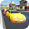 Real Car Taxi Driver : Traffic Simulation 2017 3D (Unreleased)