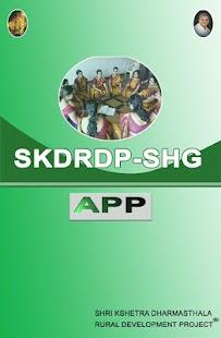 SKDRDP SHG App - náhled