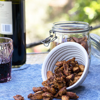 Brazil, Pecan & Fig Roasted Nut Mix - Edible Gifts Recipe