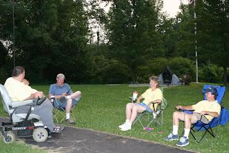 Photo: Field Day 2010 taking a break
