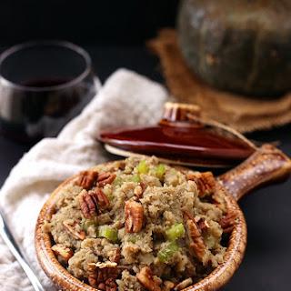 Cauliflower Rice Stuffing + 5 Healthy Thanksgiving Sides