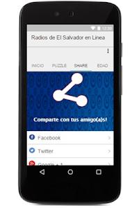 Radios de El Salvador en Línea screenshot 4