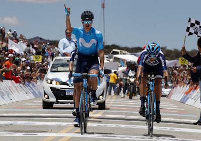 Julian Alaphilippe n'est plus le leader du Tour de San Juan malgré le travail d'Evenepoel, Anacona prend la tête