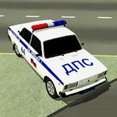 Police Drift 3D
