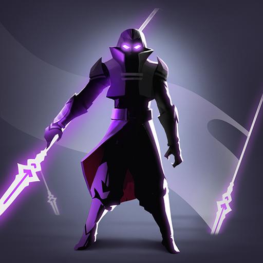 Shadow Knight Premium: Stickman & Fighting Game