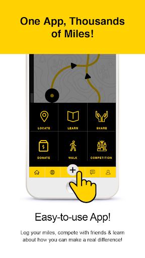 玩免費遊戲APP|下載CWS 100 Mile Hunger Walk app不用錢|硬是要APP