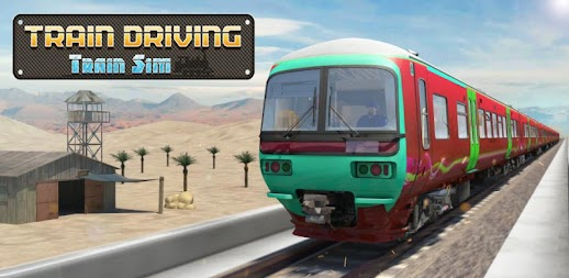 Train Driving - Train Sim APK