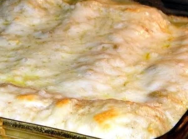 (not Tex-mex Style) Chicken Enchiladas Recipe
