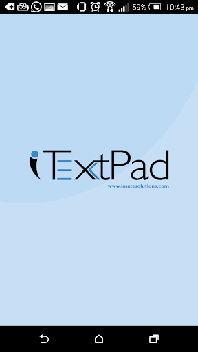 Download iTextPad Online Notepad Notes Google Play softwares