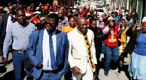 How Mongameli Bobani ousting was foiled