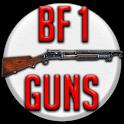 BF1 Guns Sounds Unofficial