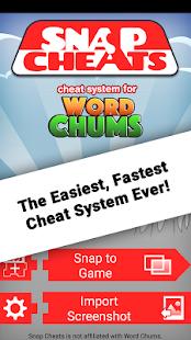 Snap Cheats for Chums - náhled