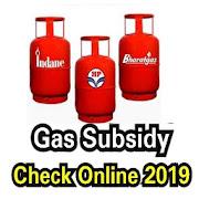 LPG Gas Subsidy Status Check App - 2019-20