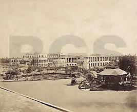 Photo: Government hospital.