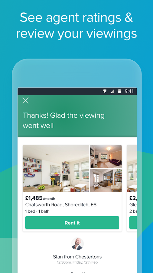 Movebubble – Rent in London- screenshot