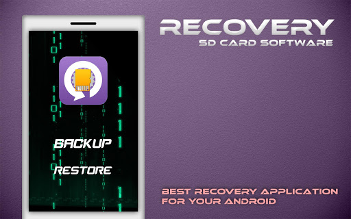 Recovery SDCard Software