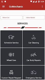 GoMechanic - Best Car Service & Car Repair App- screenshot thumbnail