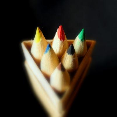 Triangolo colorato di sole62