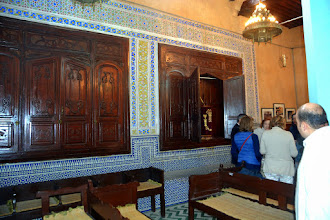 Photo: A restored synagogue in the Jewish Quarter