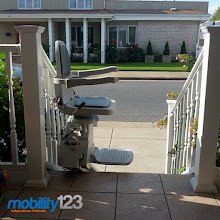 Photo: Stairlift Outdoor | NJ
