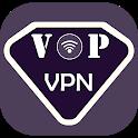 VOP HOT Pro Premium VPN -100% secure Safe Browsing icon