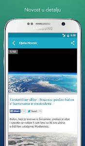 Balkan News screenshot 1