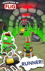 Adventures of Flig - Airhockey screenshot 3