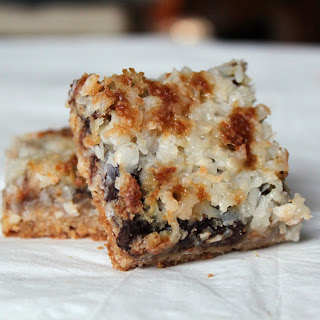 Coconut Chocolate Dream Bars Recipes