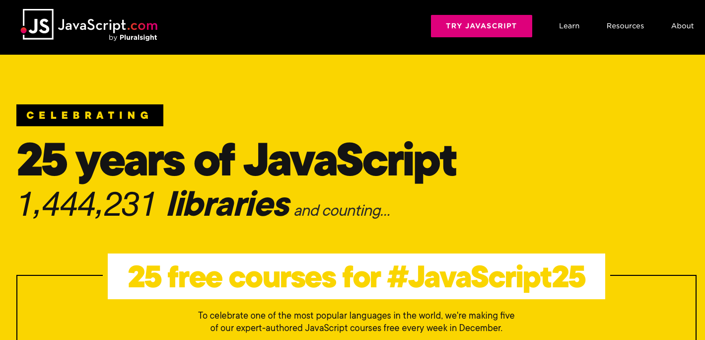 Top JavaScript Experts And Thought Leaders to Follow javascript com