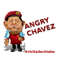 Angry Chavez icon
