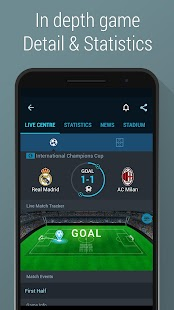 Football Scores - 365Scores- screenshot thumbnail