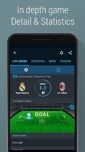 Football Livescore - 365Scores Screenshot 2