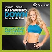 Jessica Smith 10lbs Down Better Body Blast