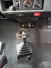 Photo: Renault 5 Campus Console Removed