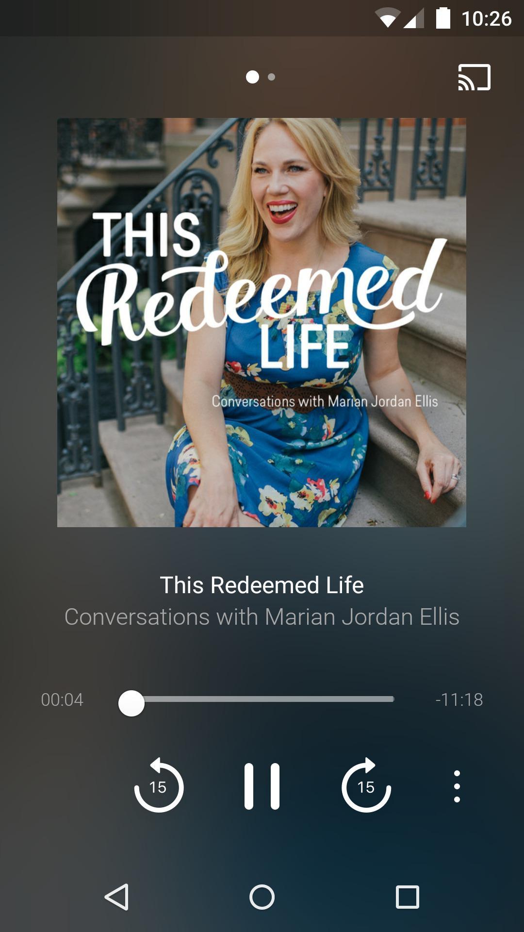 Redeemed Girl Ministries screenshot #3