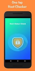 Root Status Check 1