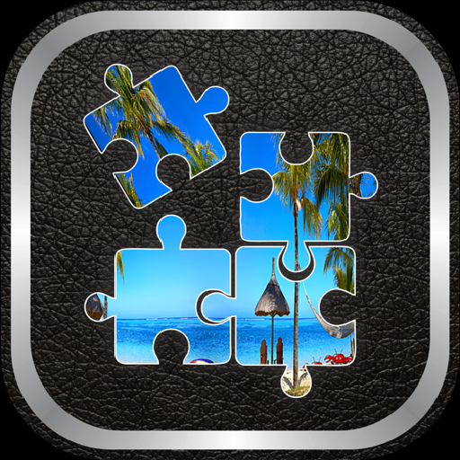 Mini Vacation island puzzle