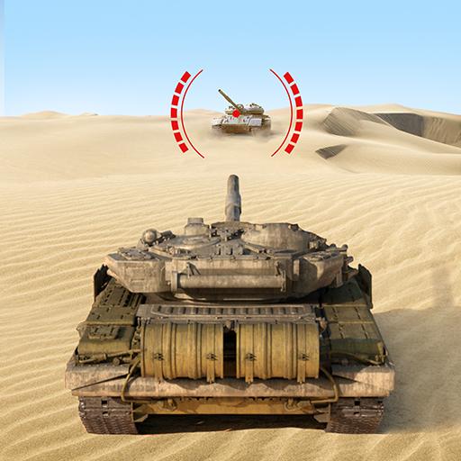 War Machines: Tank Battle - Free Army Combat Games Icon