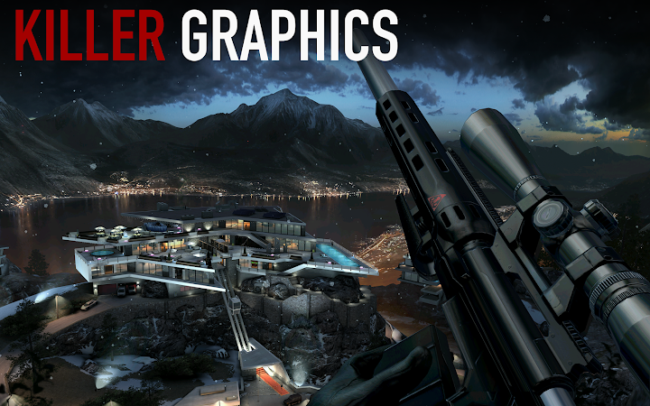 Hitman Sniper v1.7.91444 [Mod Money & More]