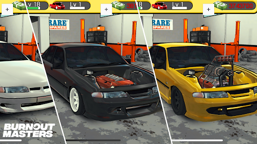 Burnout Masters apkdebit screenshots 5