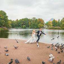 Wedding photographer Dmitriy Shvykov (Shvykov). Photo of 16.10.2015