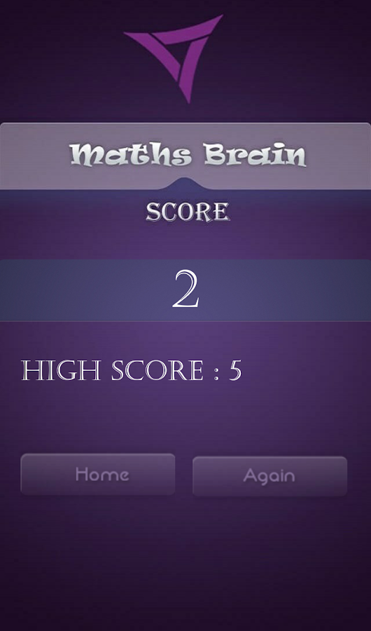 Maths Brain- screenshot