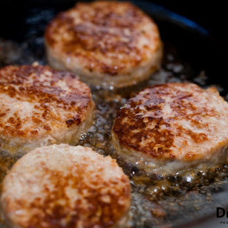 Turkey Breakfast Sausage.